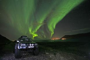 Northern Lights Private Super-Jeep Tour