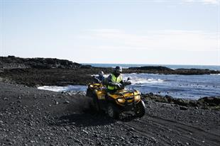 Lava Beach ATV-Quad Bike Tour