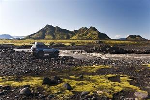 Eyjafjallajokull Exclusive Super Jeep Tour