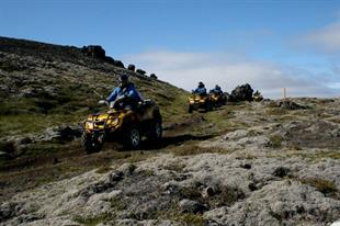 Panorama ATV-Quad Tour