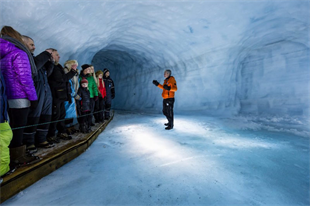 Langjokull Ice Cave Experience from Reykjavik
