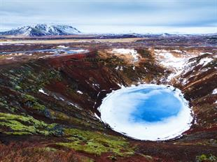 The Golden Circle, Blue Lagoon & Kerið Volcanic Crater